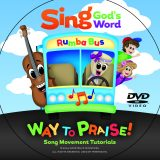 Signing Video, Sing God's Word – Way to Praise, All Songs (DVD)