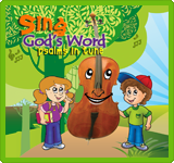 Scripture CD #1, Sing God's Word – Psalms in Tune (CD)