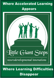 Little Giant Steps' Logo