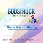 Treasures CD (Track 3), Thank You for Sharing (MP3 + Sheet Music)